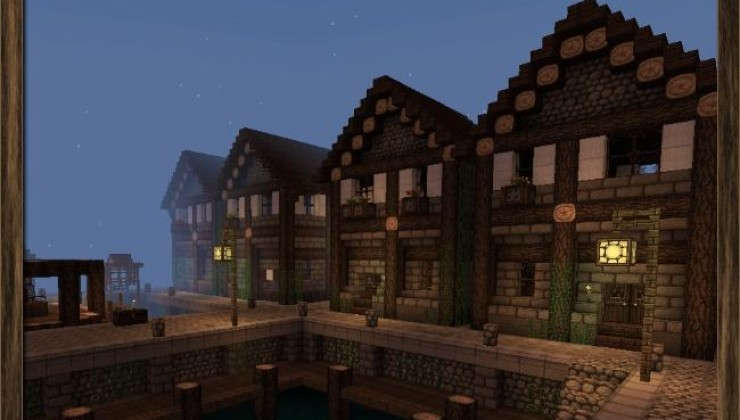 OzoCraft 32x Resource Pack For Minecraft 1.16.5, 1.16.4, 1.15.2