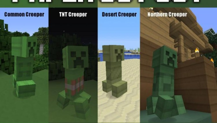 Paper Cut-Out Resource Pack For Minecraft 1.10.2, 1.9.4, 1.8, 1.7.10