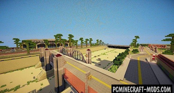 minecraft grand theft auto san andreas map download