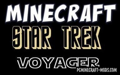 Star Trek Voyager Map For Minecraft