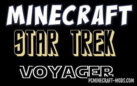 Star Trek Voyager Map For Minecraft