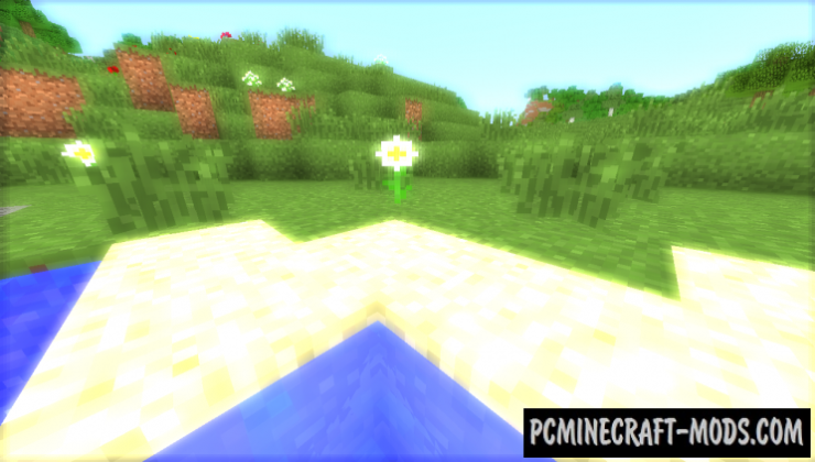 Only Bloom - Shaders Mod For Minecraft 1.8.9, 1.7.10