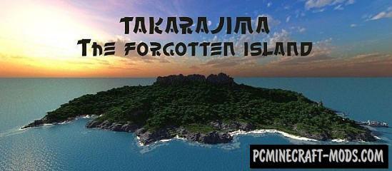 Takarajima Map For Minecraft