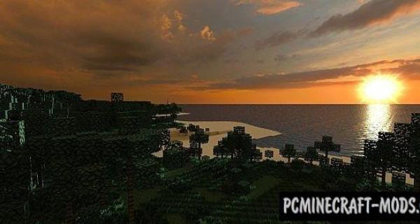 Takarajima - City, Adventure Map For Minecraft