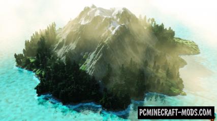 скачать карту skyway island survival 2 для майнкрафт 1.8.8 #11