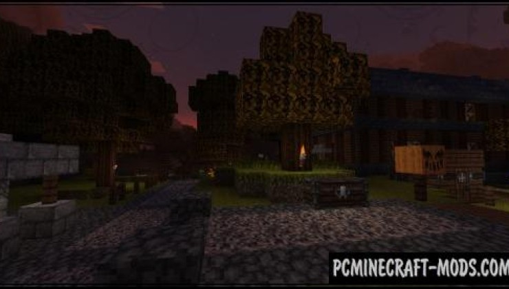 The Asphyxious Horror 16x Resource Pack MC 1.17, 1.16.4