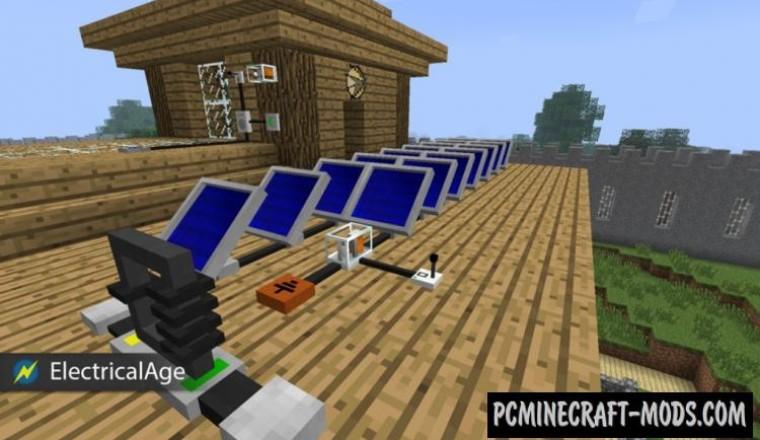 Моды для Minecraft 1.8 - Майнкрафт-Мод.РФ
