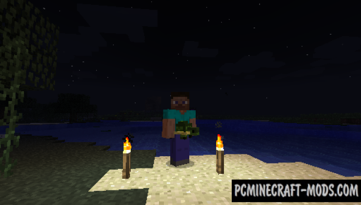 Pet Turtles - Creature Mod For Minecraft 1.7.10