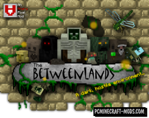 The Betweenlands Mod For Minecraft 1.12.2, 1.10.2, 1.7.10