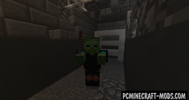 Dead Prison – Survival, PvE Map For Minecraft
