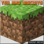Dunkin' Donuts Mod For Minecraft 1.7.10