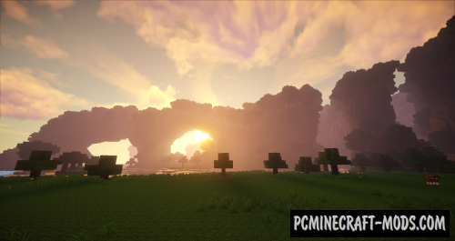 Continuum Shaders Mod For Minecraft 1.16.5, 1.16.4, 1.15.2
