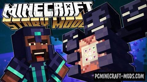Minecraft Story Mode Mod For Minecraft 1.8