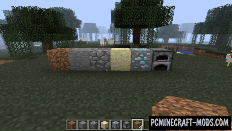 security craft mod minecraft 1.11.2