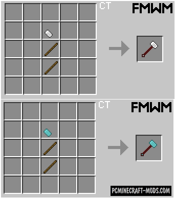 Medieval War - Weapons Mod For Minecraft 1.7.10