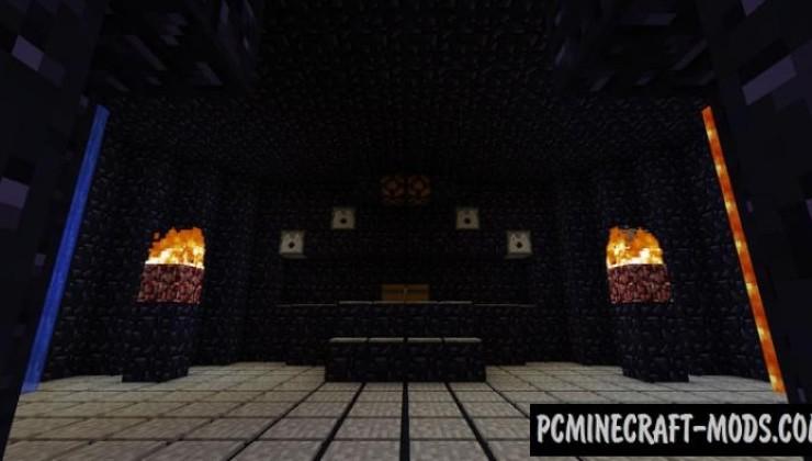 Dungeon Pack - Adventure, Gen Mod Minecraft 1.8.9, 1.7.10