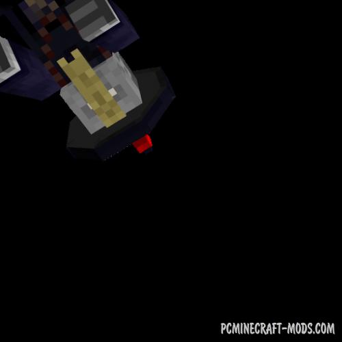 ChinaCraft - Decor, Armor Mod For Minecraft 1.7.10