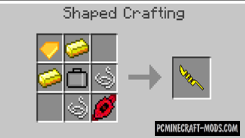 Tokyo Ghoul - Weapons, Armor Mod For Minecraft 1.7.10