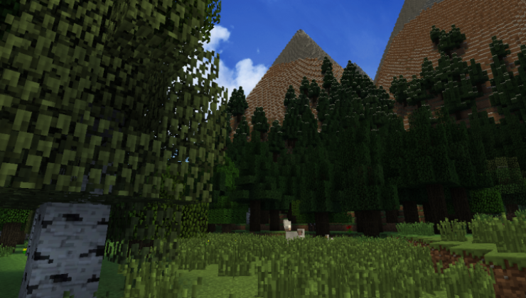 Default HD Resource Pack For Minecraft 1.8.9, 1.8