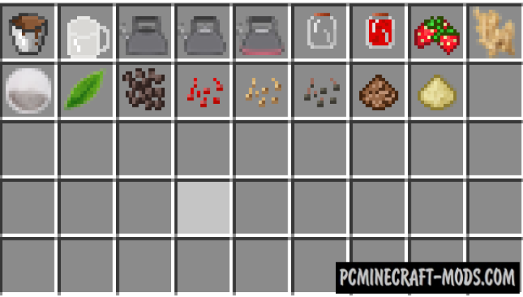 Tea And Biscuits Mod For Minecraft 1.13, 1.12.2, 1.7.10