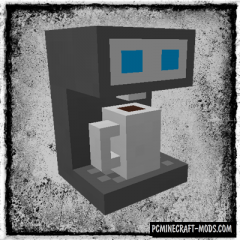 Coffee Spawner Mod For Minecraft 1.12.2, 1.11.2, 1.10.2, 1.9.4