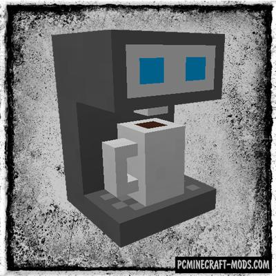 Coffee Spawner - Food Mod For Minecraft 1.16.3, 1.15.2