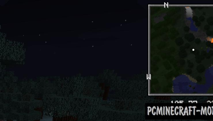 Xaero's Minimap Mod For Minecraft 1.16.3, 1.15.2, 1.14.4