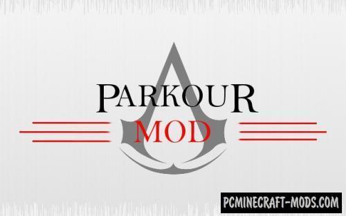 Parkour - Tweak Mod For Minecraft 1.8.9