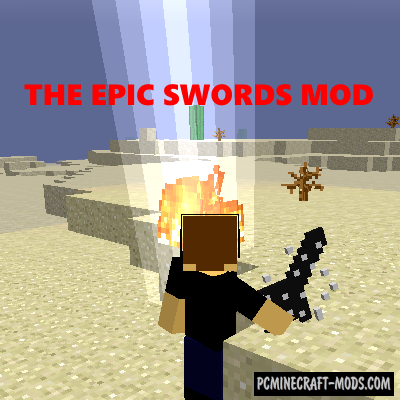 Epic Swords Mod For Minecraft 1.7.10