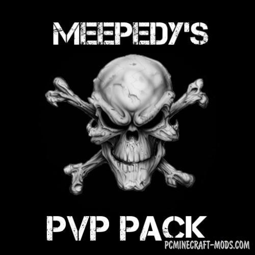 Meepedy's PVP 16x Resource Pack For Minecraft 1.7.10