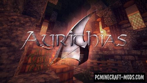 Ayrithias 32x Resource Pack For Minecraft 1.8.9, 1.7.10