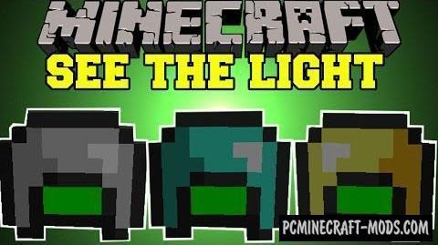 Night Vision Mining Hats Mod For Minecraft 1.8, 1.7.10