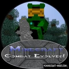 Combat Evolved - Halo Mod For Minecraft 1.7.10