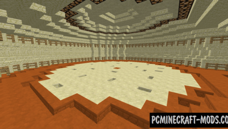 The Drop - Minigame, Parkour Map For Minecraft