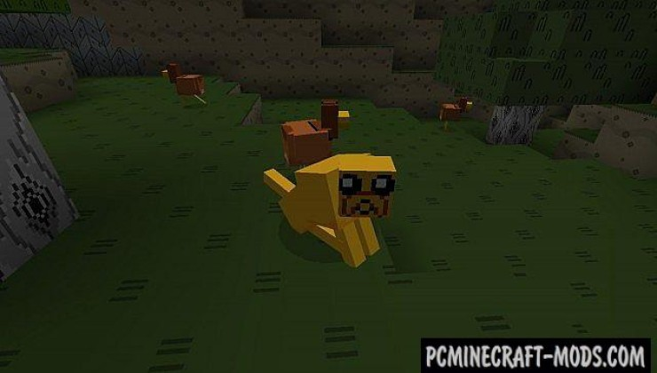 Adventure Time Craft! Resource Pack For Minecraft 1.7.2, 1.6.4, 1.6.2