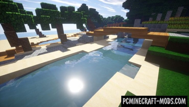 Serinity HD 64x Texture Pack For Minecraft 1.10.2, 1.9.4, 1.8.9