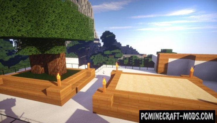 Serinity HD Resource Pack For Minecraft 1.10.2, 1.9.4, 1.8.9, 1.8