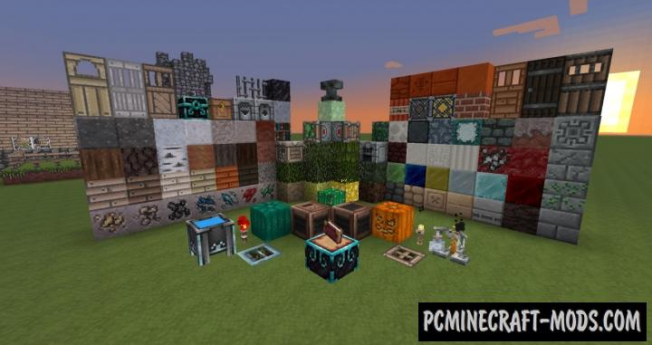 Red's Resource Pack For Minecraft 1.8