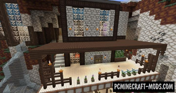 Wolfhound Heavenly Resource Pack For Minecraft 1.8