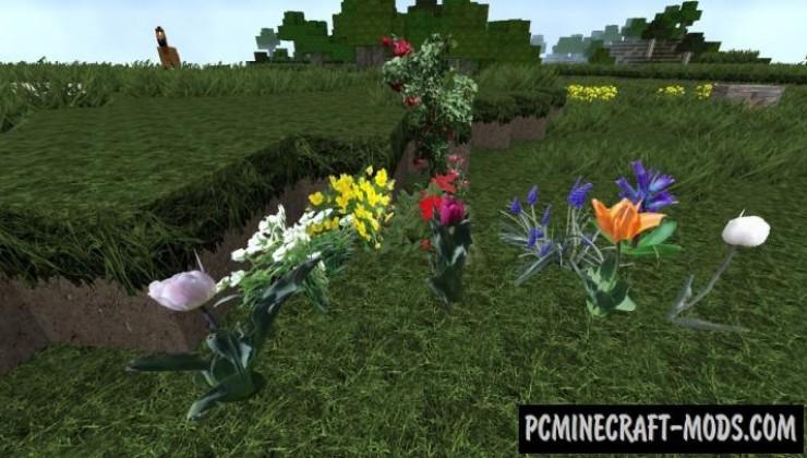 BackyardCraft 256x, 128x Texture Pack Minecraft 1.8.9, 1.7.10