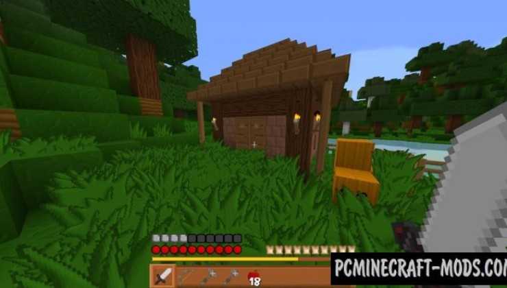 LIIE's Resource Pack For Minecraft 1.8.9, 1.8, 1.7.10