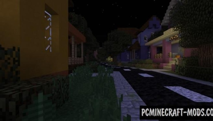 Trick or Treat - Minigame Map For Minecraft