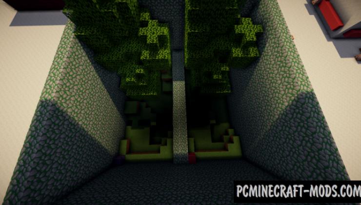 Don't Take Damage Purge - Minigame Map For MC