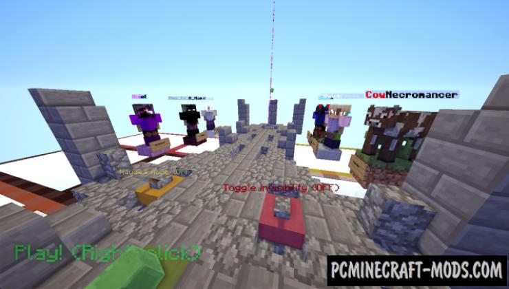 SlimeGrid - Parkour Map For Minecraft