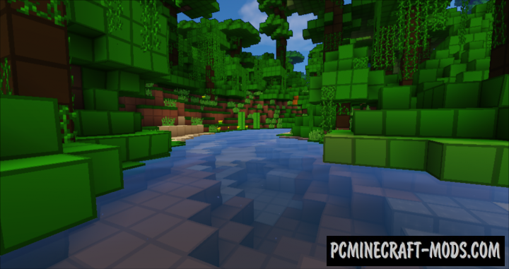 Geroken's Smooth Pack Resource Pack For Minecraft 1.10.2, 1.10