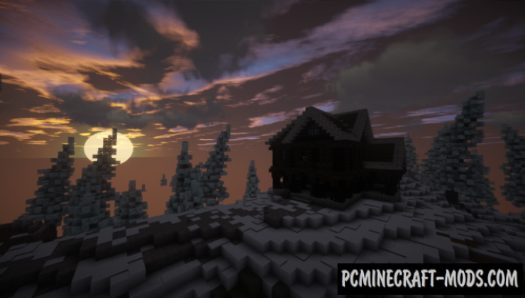The Long Dark Map For Minecraft