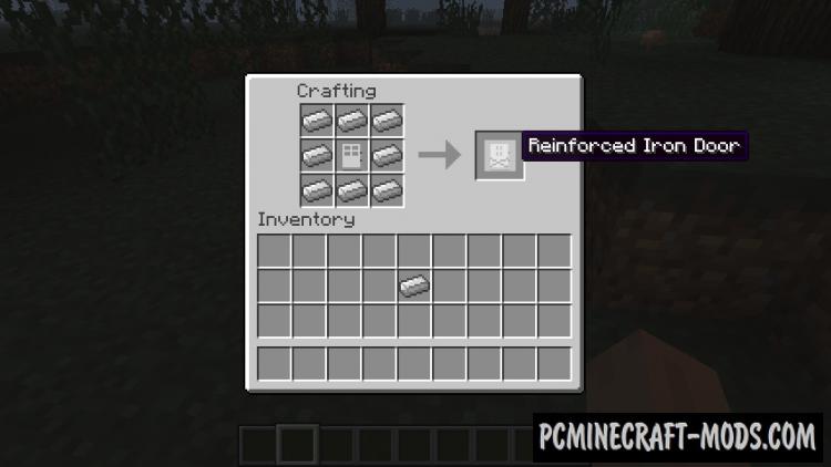 SecurityCraft - New Blocks Mod Minecraft 1.16.5, 1.16.4, 1.12.2