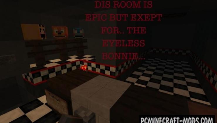 Derpy Ender Bros - FNaF 2 Texture Pack For Minecraft 1.8.9