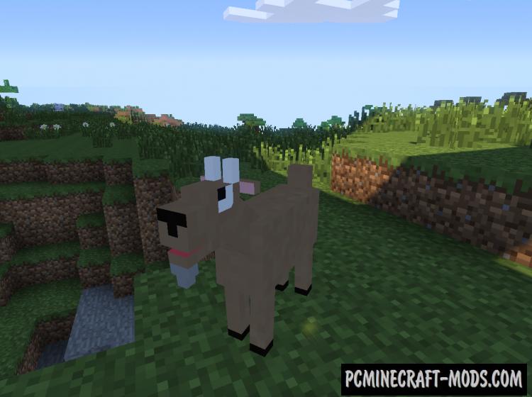 Goat - Creature Mod For Minecraft 1.7.10