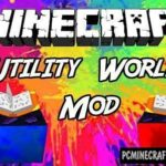 Dimensional World Mod For Minecraft 1.12.2, 1.11.2, 1.10.2, 1.7.10